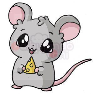 raton kawaii