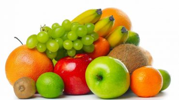 Como dibujar frutas kawaii
