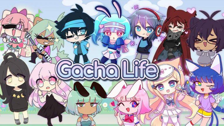 gacha life kawaii