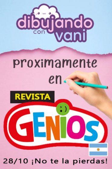 Muy pronto en Revista Genios !!!