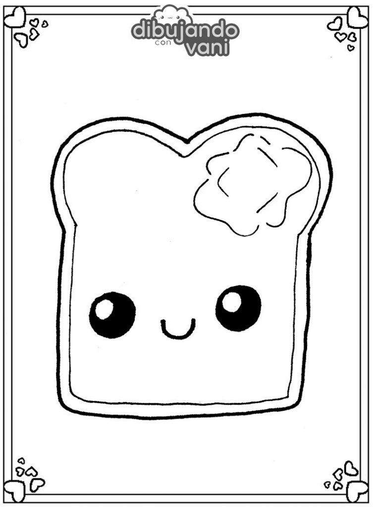 tostada para imprimir