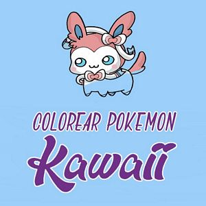 menu colorear pokemon