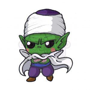 piccolo kawaii