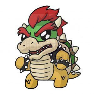 bowser kawaii