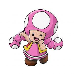 toadette kawaii