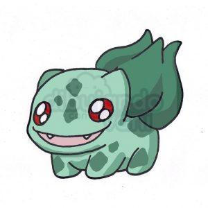 kawaii bulbasaur
