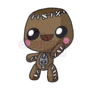 sackboy kawaii